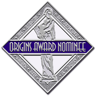 Headed to Origins? Please vote for Never Unprepared!